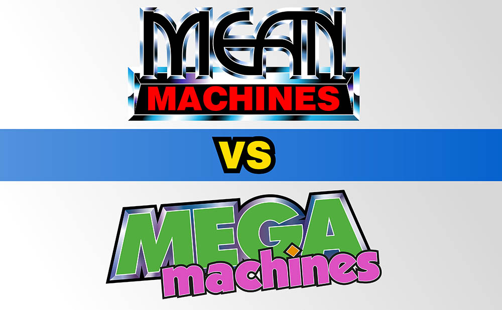 Mean Machines vs Mega Machines