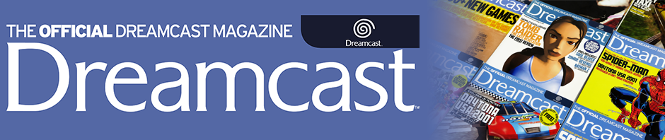 Official Dreamcast Magazine