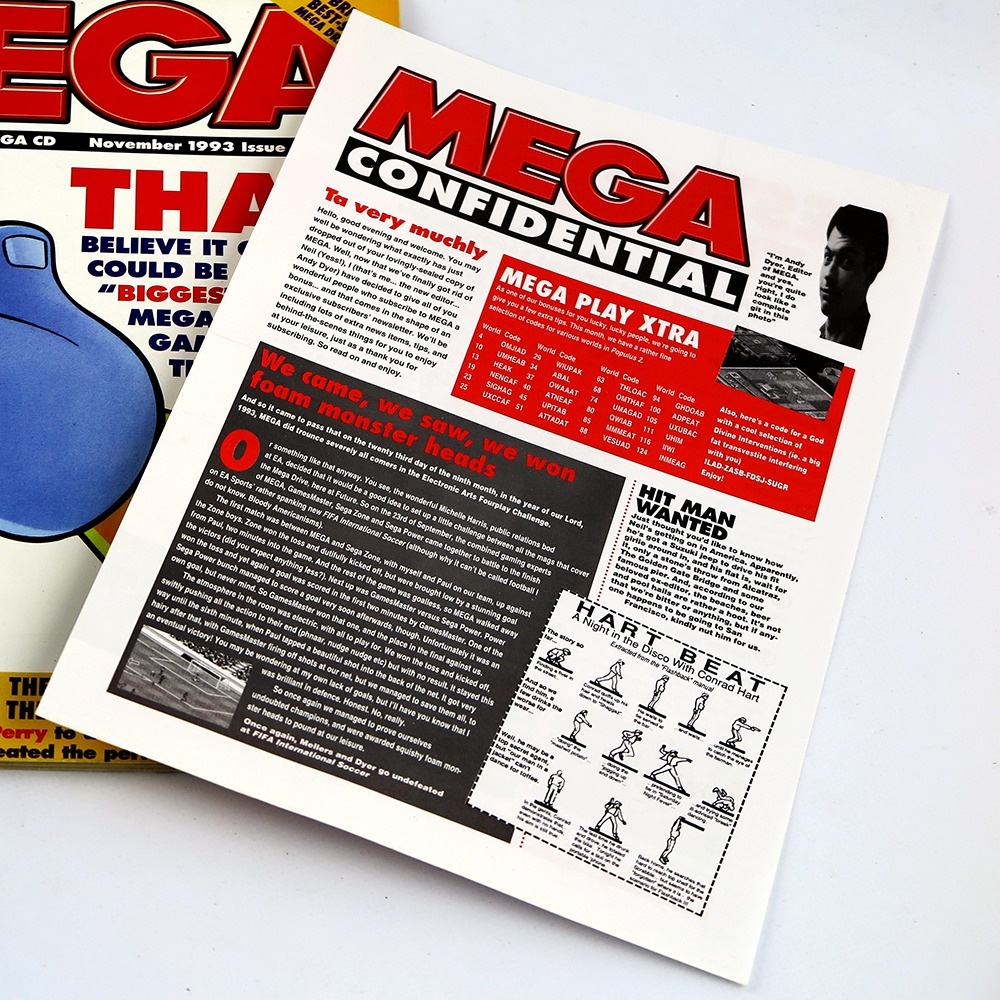 Mega Confidential (issue 14)