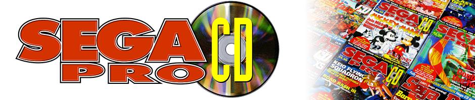 Sega Pro CD