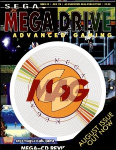 A Mega-CD review special, apparently.